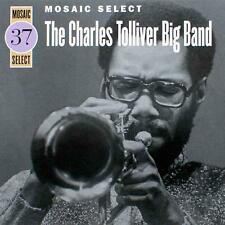 CHARLES TOLLIVER - MOSAIC SELECT: CHARLES TOLLIVER BIG BAND (MOSAIC) 3CD NEW