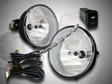 TOYOTA 05-10 TACOMA / 04-06 SOLARA FOG LIGHTS DRIVING LAMPS+SWITCH+WIRE PAIR