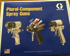 GRACO FUSION GUN 246102 WITH  02 MIXING CHAMBER BRAND NEW IN BOX