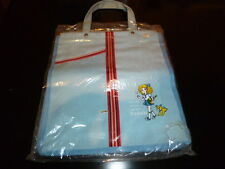 VINTAGE RARE CANDY - CANDY JAPANESE ANIMATION CHARACTER JEANS HANDBAG MINT