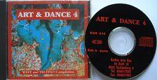 V/A  CD   ~~~    ART & DANCE 4    ~~~   WAVE COMPILATION ~ Lacrimosa ; STERIL