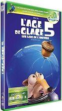 """DVD """"L'Age de glace 5 : Les lois de l'univers""""   NEUF SOUS BLISTER"""
