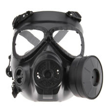 Airsoft Dummy Gas Mask Fan for game play Protection Zombie Soldiers Halloween