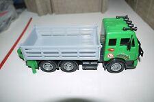 "Dickie Toys Plastic Logger Logging Log Woodworks Truck 7"""