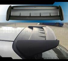 FIT 96-98 HONDA EK9 CIVIC 3DR SEEKER 2 STYLE SPOILER PLASTIC WITH PRIMER BLACK