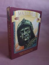 Machiavelli Renaissance Italy Avalon Hill Board Game Vintage 1995 2nd Edition