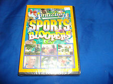 Amazing Sports Bloopers (DVD, 2002)