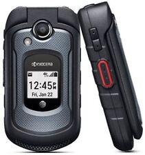 NEW KYOCERA DuraXE E4710 8GB BLACK AT&T UNLOCKED RUGGED FLIP GSM WIFI GPS KE4710