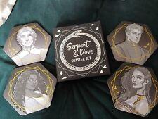 Serpent & Dove Coaster Set - Fairyloot - Illumicrate - New