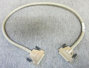 Compaq 189646-001 Wide 68 Pin Male To  Wide 68 Pin Male SCSI Cable