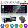 4.1 Inch 1 DIN Touch Screen Car Stereo MP5 Player RDS AM FM Radio BT USB TF AUX