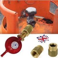 gas bottles european shell to UK POL GAS REGULATOR BOTTLE LH 21.8mm FITTINGS