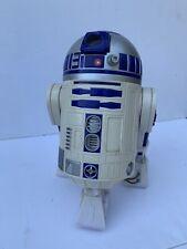 STAR WARS R2-D2 Astromech Droid Talking Moving Toy *DISNEY STORE*