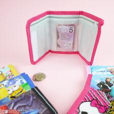 kids boys girls purse wallet money pouch frozen batman PJ Masks minion pokemon