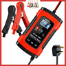 Intelligent 5A 12V Motorcycle Motorbike Battery Charger Automatic Smart Trickle