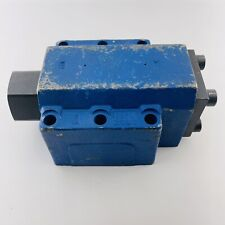 Bosch Rexroth Sv30 Hydraulic Check Valve Pa1 42 R900587558 P2735b