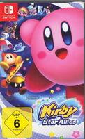 Kirby Star Allies - Nintendo Switch - NEU & OVP - Deutsche USK Version
