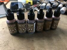 ICE Resin Tint, Ancient Root Brown, Resin Pigment Dye,1/2 oz. bottle, 6 pack=