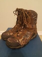 Men's Red Head Antler Ridge Hunting Boots 12M. Camo hunting boots. Great cond.