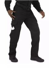 """5.11 Tactical Cotton Canvas Pants Black Size W42"""" L34"""" 74251-019"""