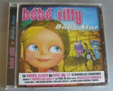 BEBE LILLY (CD) BABY STAR -  NEUF SCELLE