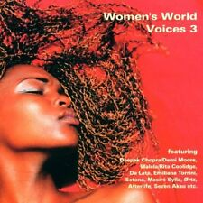 Women's World Voices 3 = Chopra/Afterlife/Hermosa/Torrini/Aksu... = groovesdeluxe!