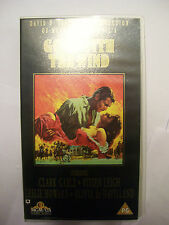 GONE WITH THE WIND [1939] VHS – Clark Gable, Vivien Leigh, Thomas Mitchell