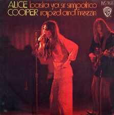 "ALICE COOPER ""NO MORE Mr NICE GUY"" ORIG SP 1973"