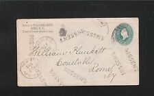 Auxiliary GONE WILD Missent x 27! Rome NY Chicago E.D. RPO PSE Cover 5r