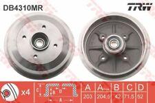 db4310mr TRW freno de tambor eje trasero