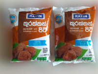 Ragi Powder Tempeh Homemade Kurakkan Flour Finger Millet Protein Herbal