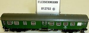 BDyg531 Passenger Car Luggage DB Kkk EP IV Fleischmann 812702 New N 1:160 HS2 Μ