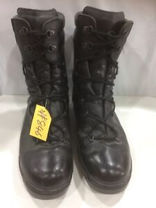 ASSAULT BOOT USED GORE-TEX, COLD WEATHER COMBAT BLACK  11M  #846