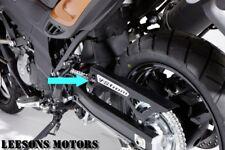 New Suzuki V-Strom DL650 12-16 Steel Black Chain Guard with Logo 990D0-11J11-ALU