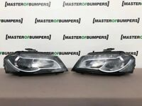 AUDI A3 S3 2009-2012 DRL LED XENON HEADLIGHTS PAIR COMPLETE LHD GENUINE
