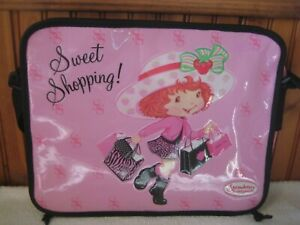 Strawberry Shortcake Homework Desk Bag With Whiteboard