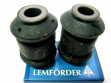 Set of 2 Lemforder OEM Front Wishbone Bushes VW Golf Mk4 Audi S3 & TT  357407182