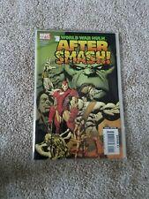 World War Hulk- After Smash #1 - Marvel comic books