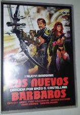 Películas en DVD y Blu-ray ciencia ficción y fantástico acciones 1980 - 1989
