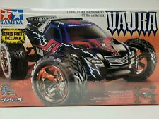 TAMIYA VAJRA 1/10 SCALE 4WD HIGH PERFORMANCE OFF ROAD RACING TRUCK NEW SEALED