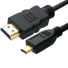 Micro HDMI to Standard HDMI 1M Replacement Cable Lead for Kindle Hudl HDTV
