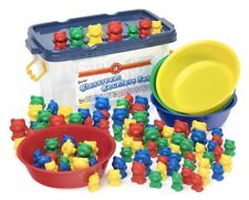 Counters Bears Classroom Set Maths Teacher Resource Sorting Montessori