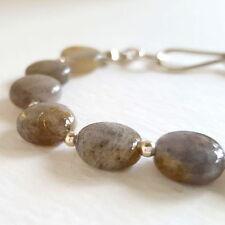 Handmade Labradorite Beaded Fine Bracelets