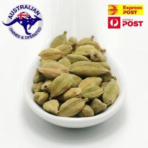 Cardamom Pods Green Cardamom Premium Spice Spices Seeds Tea Coffee 50g -200g