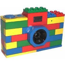 LEGO Baustein-Look Digital Kamera 3 Megapixel bunt Japan new .