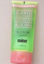 New listing Rapid Recovery After Sun Aloe Vera Sun Gel Mine Tan 177ml/6oz Fab Fit Fun