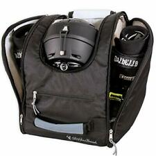 New listing Ski and Snowboard Boot Bag, Travel Backpack, Holds Helmets, Boots, Gloves,