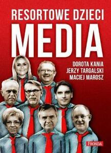 Resortowe dzieci Media, Kania, Dorota, Good Condition Book, ISBN 8364095099