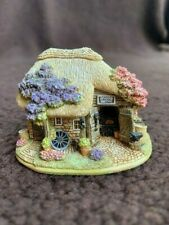 """Lilliput Lane Cottage """"Where Sparks Fly"""" forge. England. New In box. Rare 2003."""