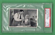 PSA 8 1940 Oliver Hardy # 152 A. & M. WIX CINEMA CAVALCADE  Low pop  one higher